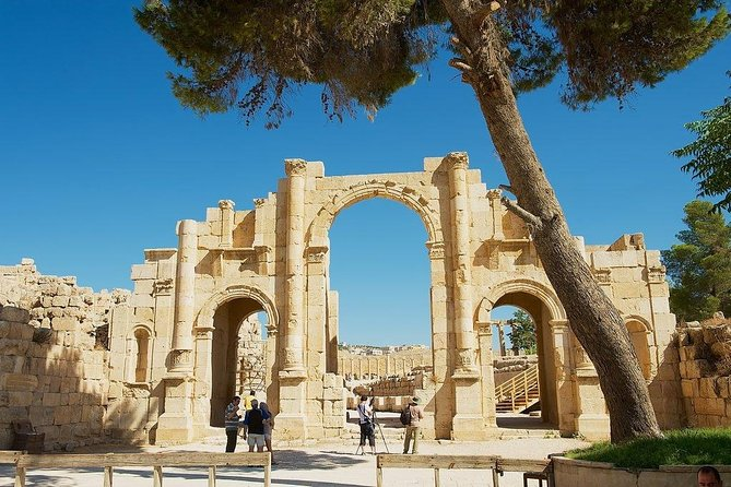 Jordan Horizons Tours: Jerash and Amman City Tour from Dead Sea Day Trip photo 12