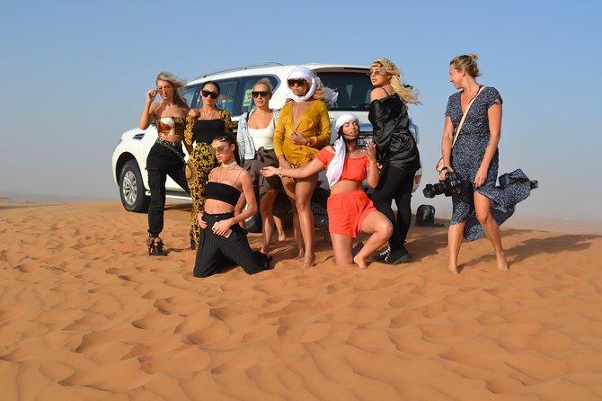 Private Exclusive Desert Safari, Up to 4 pax