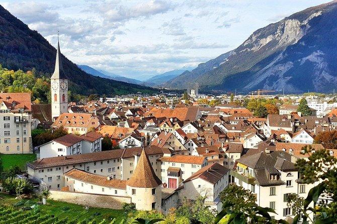 Historical Walk through Chur with a Local