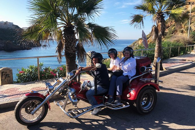 "Luxury Rewaco Trike ""The Fun In The Sun Tour"" - (3 hours, Min of 2 Passengers)"