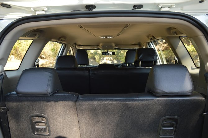 Private A/c Transfer Udaipur To Mount Abu ( 6 Seat A/c Suv ) photo 8