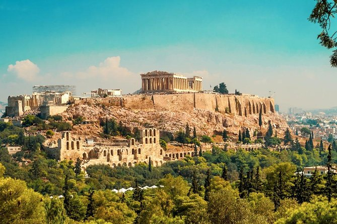Athens Half Day Sightseeing Tour by luxury minivan photo 6