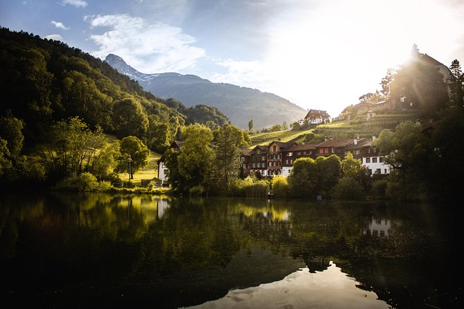 Instagrammable Places of Chur with a Local