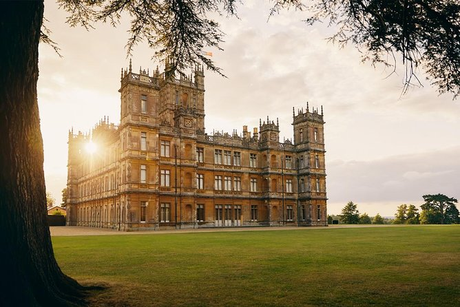 Private Chauffeur at your Disposal to & from Highclere Castle / Downton Abbey