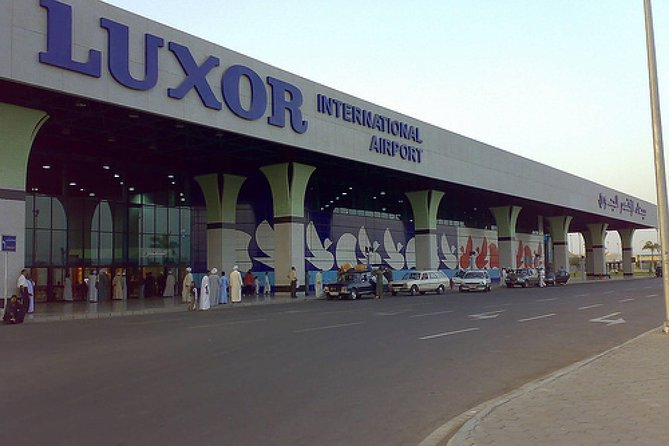 Private Pickup From Luxor International Airport