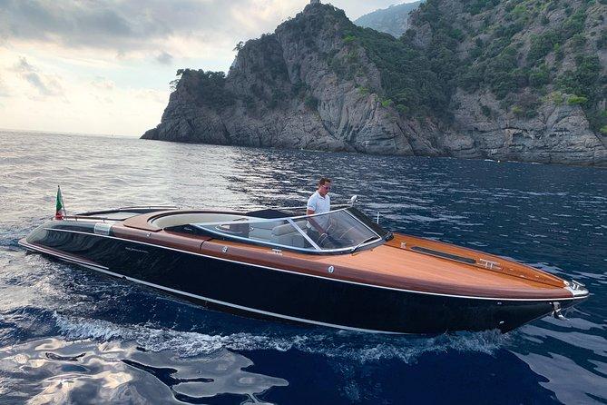 Charter 1 Portofino - Boat Tour in Italian Riviera - 1 day tour