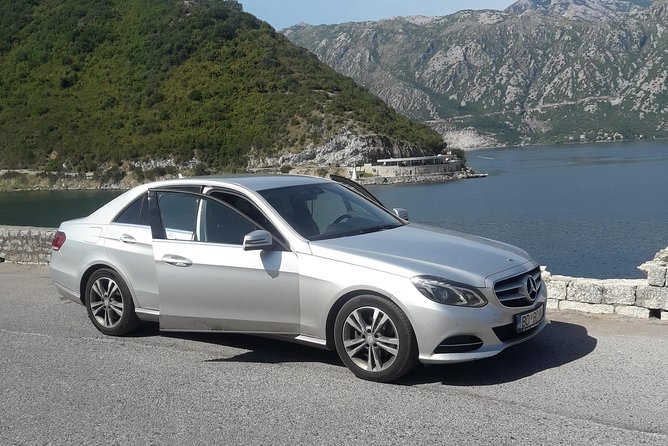Private Transfer from Tivat to Podgorica airport or Podgorica
