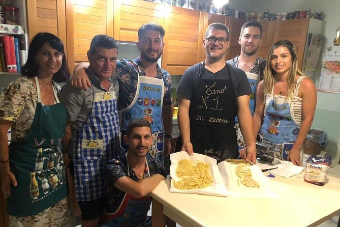 Private Cooking Class in Taormina: Pasta from Scratch and Cannoli photo 3