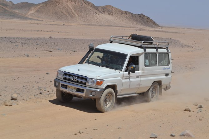 Super Safari Full Day (Jeep, Moto, Camel) - Hurghada photo 1