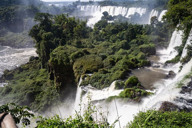 Full day tour to Iguazu Falls Argentinian Side + Full Moonlight Walking