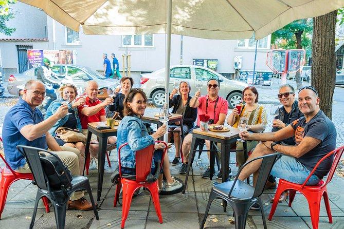 Private Food and Wine Tour - Sofia