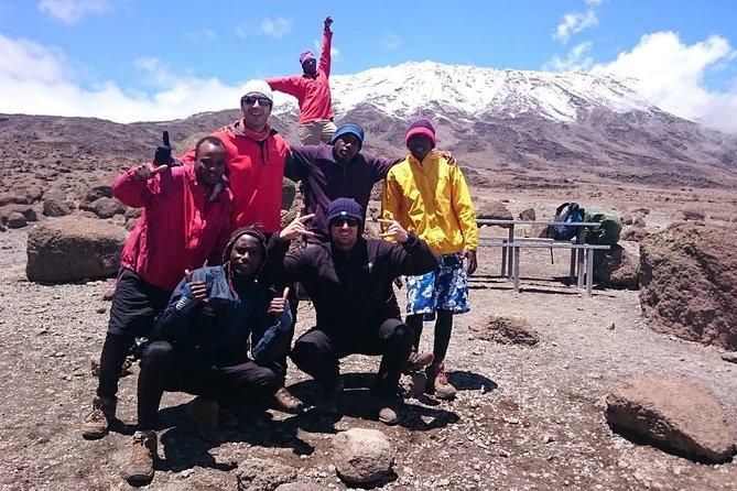 Climb Mount Kilimanjaro via Rongai route 7 days