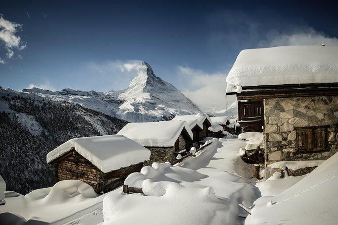 Zermatt - Sunnegga: The family paradise with Matterhorn views 2021