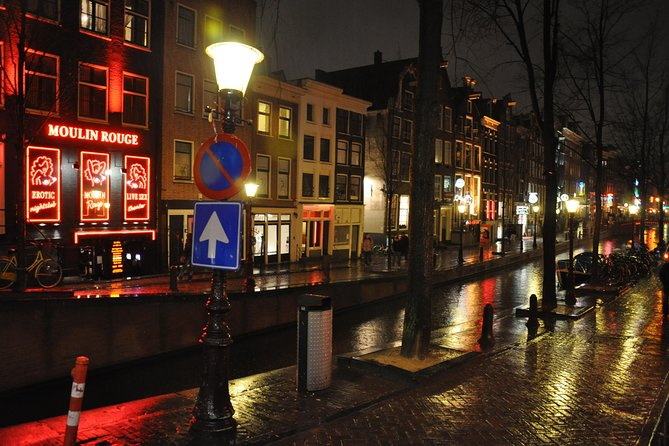 Exclusive small-group Amsterdam Red Light District tour