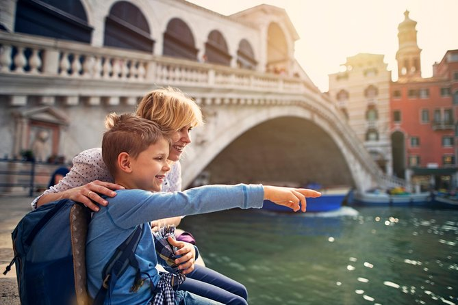 Venice for families with children