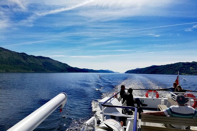 Loch Ness Sightseeing Cruise from Clansman Harbour