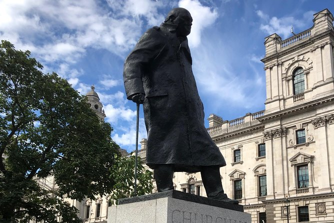 Winston Churchill Private Driving Day Tours in and around London