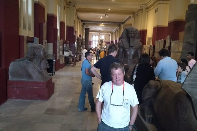 2-Day Guided Tour to Giza, Saqqara,Cairo , Camel Ride, Dinner Cruise photo 17