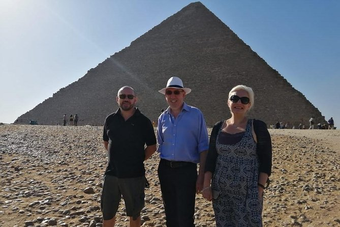 2-Day Guided Tour to Giza, Saqqara,Cairo , Camel Ride, Dinner Cruise photo 23