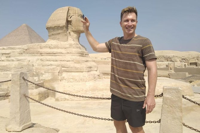 2-Day Guided Tour to Giza, Saqqara,Cairo , Camel Ride, Dinner Cruise photo 25