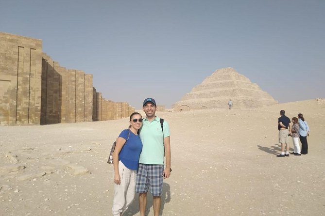 2-Day Guided Tour to Giza, Saqqara,Cairo , Camel Ride, Dinner Cruise photo 26