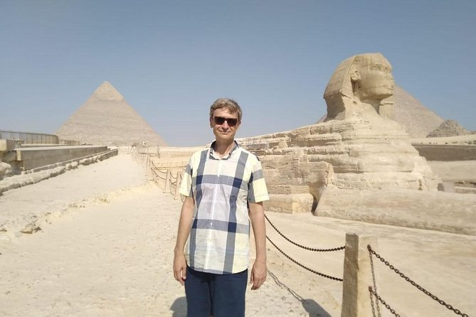 2-Day Guided Tour to Giza, Saqqara,Cairo , Camel Ride, Dinner Cruise photo 11