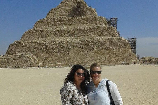 2-Day Guided Tour to Giza, Saqqara,Cairo , Camel Ride, Dinner Cruise photo 2