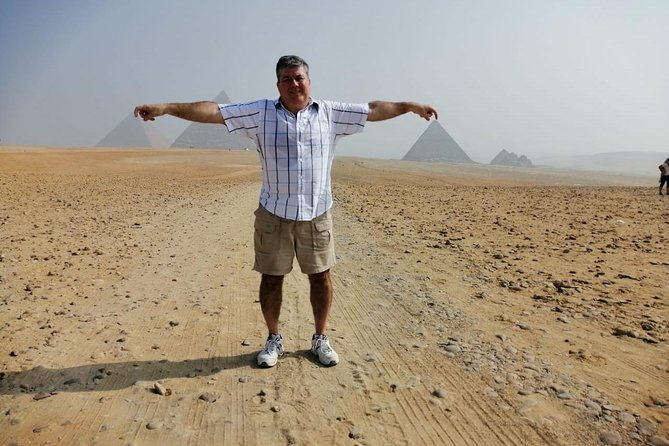 2-Day Guided Tour to Giza, Saqqara,Cairo , Camel Ride, Dinner Cruise photo 15