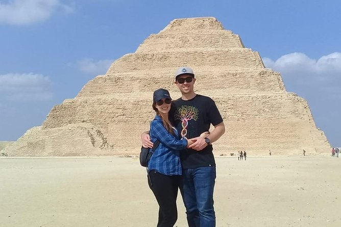 2-Day Guided Tour to Giza, Saqqara,Cairo , Camel Ride, Dinner Cruise photo 8
