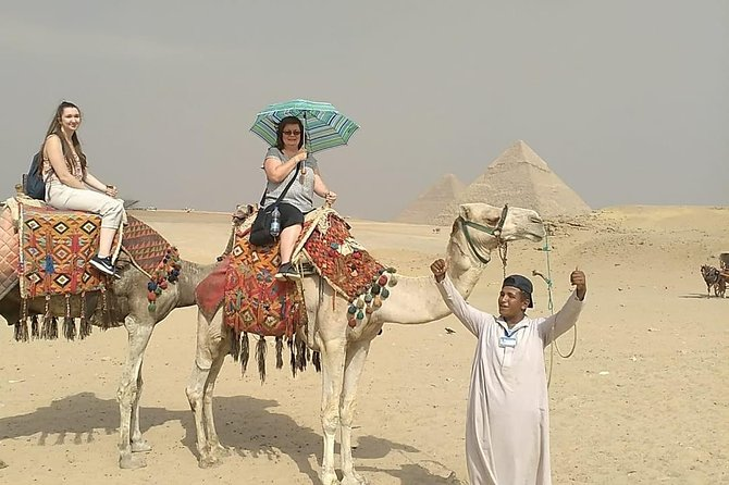 2-Day Guided Tour to Giza, Saqqara,Cairo , Camel Ride, Dinner Cruise photo 14