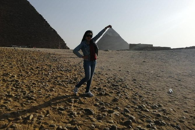 2-Day Guided Tour to Giza, Saqqara,Cairo , Camel Ride, Dinner Cruise photo 4