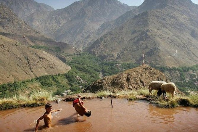 Atlas Mountains and Three Valleys & Waterfalls - Camel ride Day Trip Marrakech photo 18