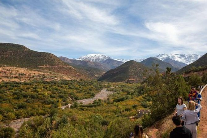 Atlas Mountains and Three Valleys & Waterfalls - Camel ride Day Trip Marrakech photo 6