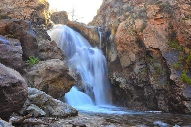 Atlas Mountains and Three Valleys & Waterfalls - Camel ride Day Trip Marrakech photo 11