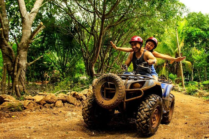 Exciting & Extreme ATV (shared) Experience