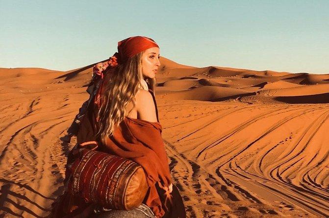 3 Days 2 nights Sahara private tour