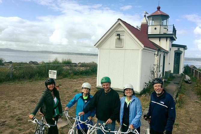 Discovery Park Electric Bike Tour