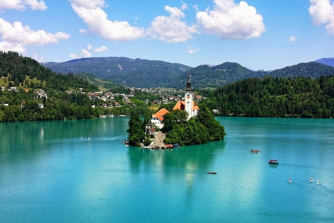 Lake Bled and Vintgar Gorge Tour form Ljubljana