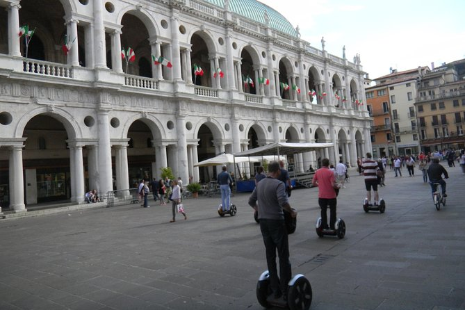 CSTRents - Vicenza Segway PT Authorized Tour