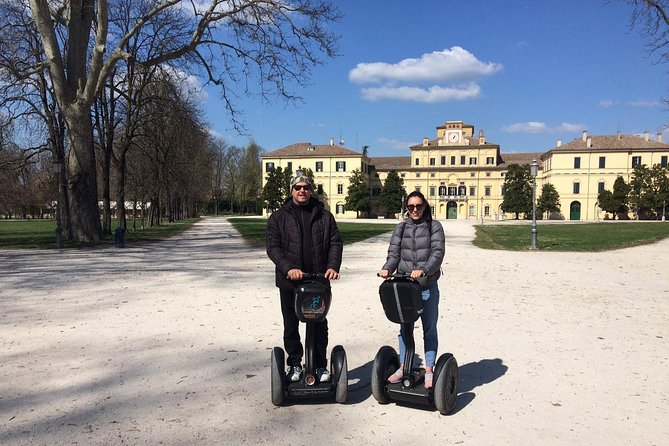 CSTRents - Parma Segway PT Authorized Tour