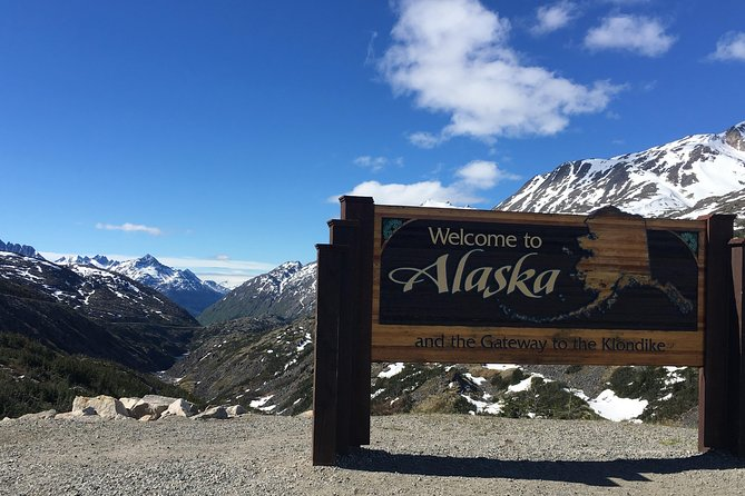 Luxury sight seeing tour. Skagway to Emerald Lake, Yukon in private luxury SUV. photo 2