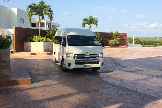 Transport Cancun Airport - Playa del Carmen