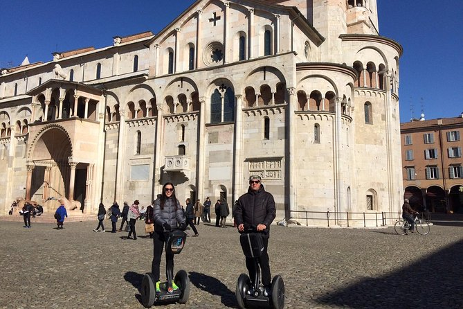 CSTRents - Modena Segway PT Authorized Tour