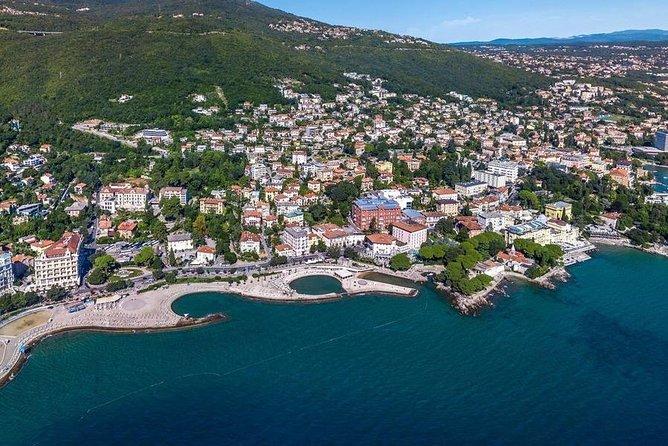Transfer from Zagreb to Rijeka Opatija
