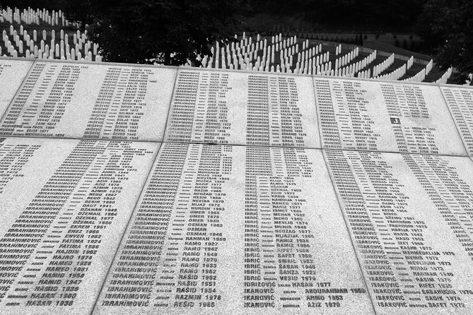 The Horrors of Srebrenica Genocide - A Day Trip from Sarajevo