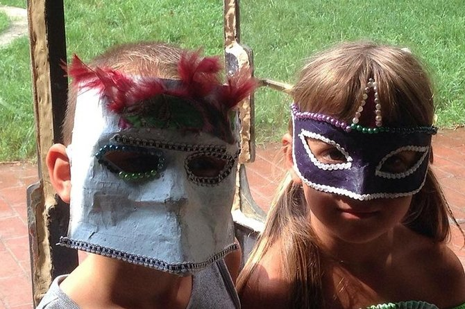 Venice Kids Mask Making Workshop