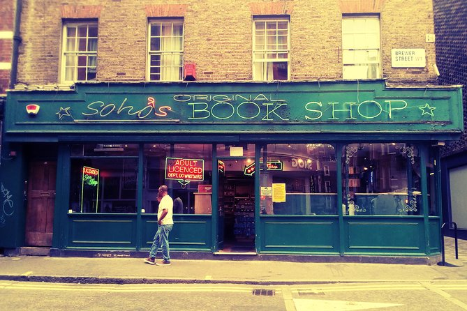 Soho and its Secrets Bespoke London Walk
