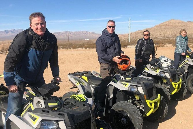 Hidden Valley and Primm Extreme ATV Tour photo 26