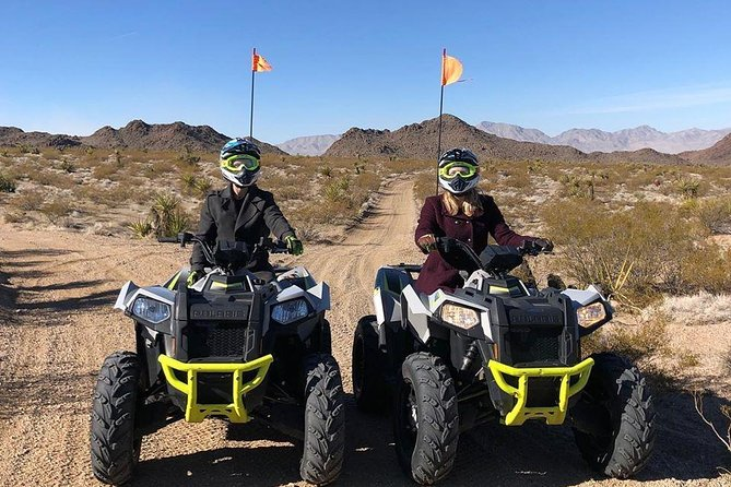 Hidden Valley and Primm Extreme ATV Tour photo 12