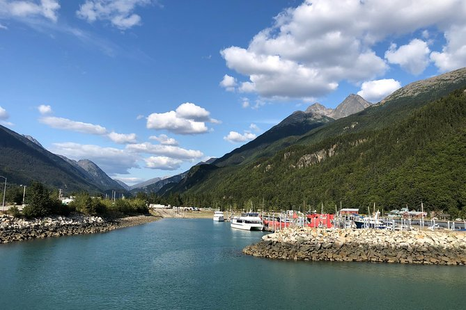 Luxury sight seeing tour. Skagway to Emerald Lake, Yukon in private luxury SUV. photo 16